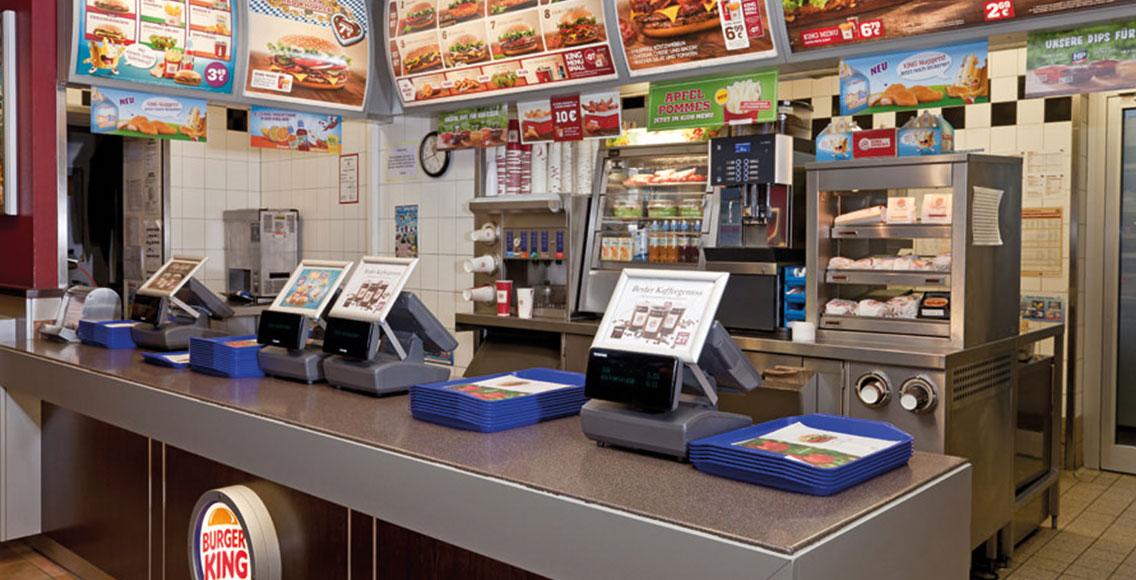 Burger King München Friedenstraße