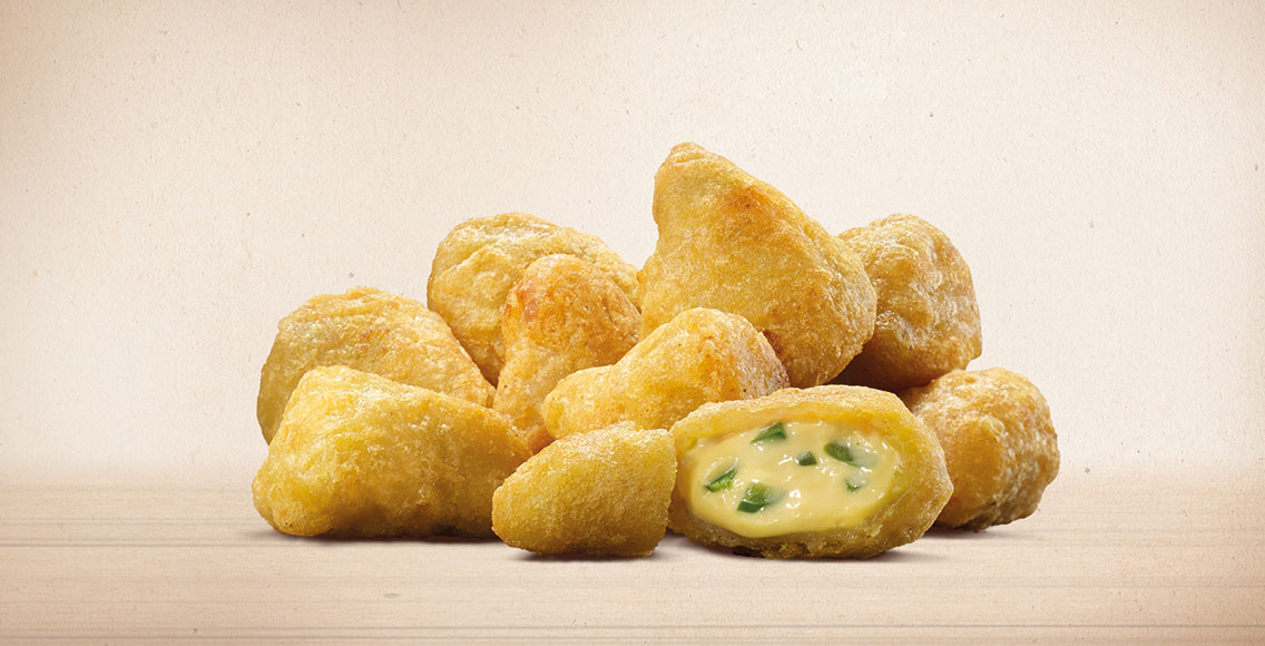 Burger King Chilli Cheese Nuggets