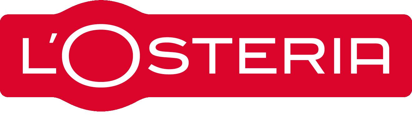 L´Osteria Pizza e Pasta Logo