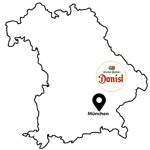 Donisl Map