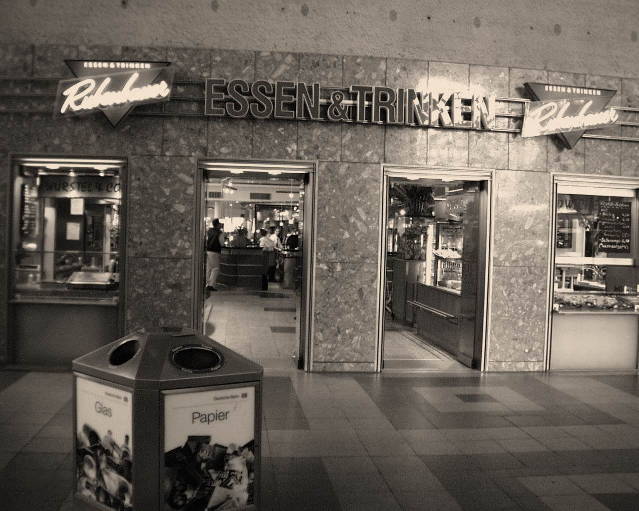 Gosch Sylt am Hauptbahnhof München