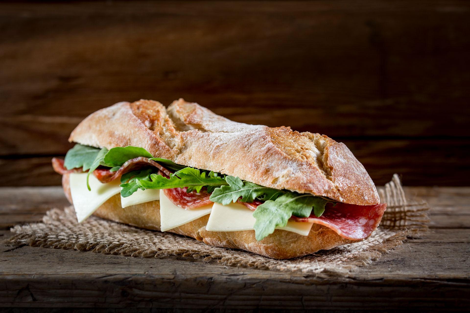 Rubenbauer Genusswelten Sandwich