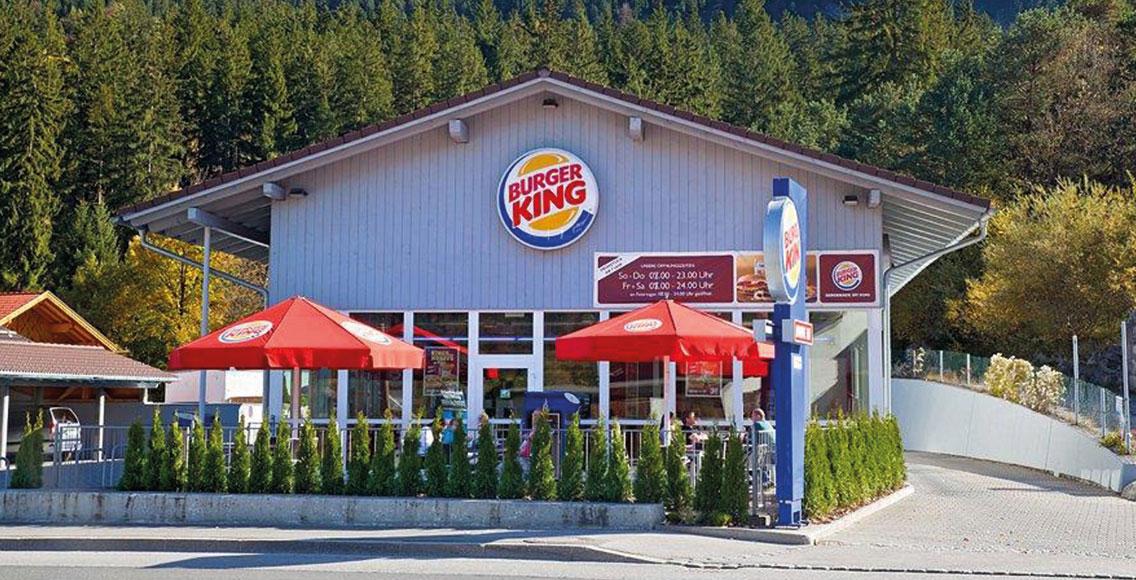 Burger King Garmisch-Partenkirchen Münchner Straße