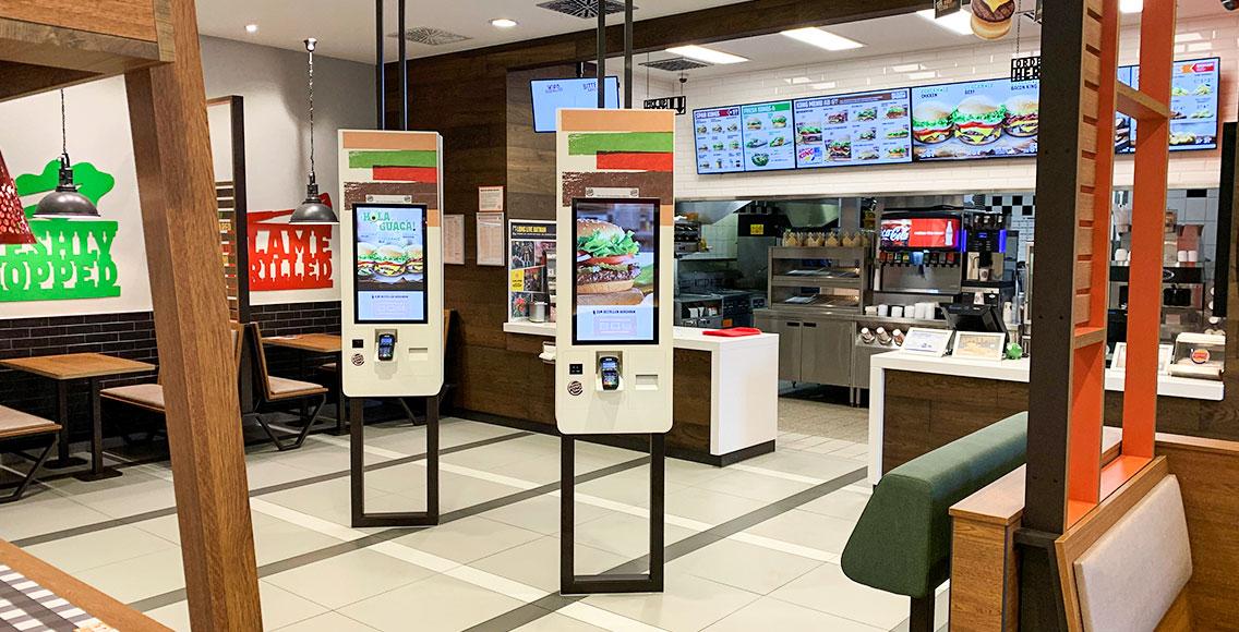 Burger King Garmisch-Partenkirchen Bahnhofstraße