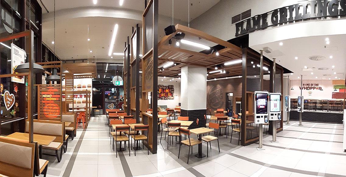 Burger King München Orleansplatz