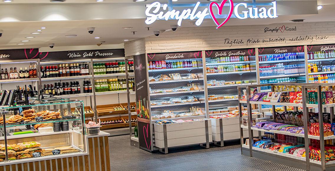 Bei Simply Guad am Ostbahnhof München werden unsere köstlichen Sandwiches, Baguettes und Brote immer frisch und mit viel Liebe von Hand zubereitet.